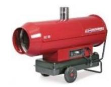 EC70 Heater Hire