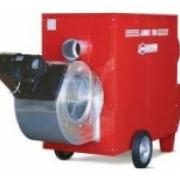 Indirect LPG Heater Hire