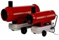 EC55 Space Heater Hire