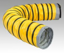 400mm Ducting Hire