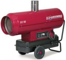 Low Cost EC55 Marquee Heater Rental
