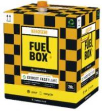Clean Burn Kerosene Fuel Box